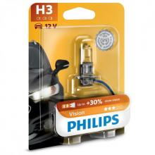 Philips Vision H3 Headlight Bulb (Single)