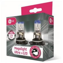 GE Megalight Ultra +120 HB3 (Twin Pack)
