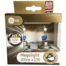 GE Megalight Ultra H7 +130 (Twin Pack)