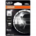 OSRAM W5W LEDriving - Cool White (Twin) 6000K