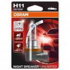 OSRAM Night Breaker Unlimited H11 (Single)