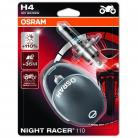 OSRAM Night Racer 110 H4 (Twin Pack)