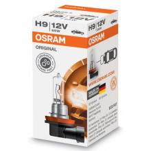 OSRAM H9 12V Standard Replacement Bulb (Single)