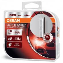 OSRAM Xenarc Night Breaker Unlimited D2S (Twin)