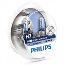 Philips Crystal Vision H7 (Twin)