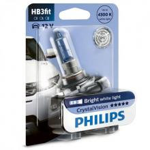 Philips Crystal Vision 9005 (HB3) (Single)