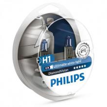 Philips Diamond Vision H1 (Twin Pack)
