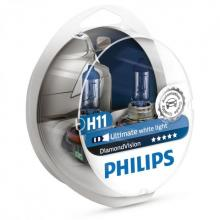 Philips Diamond Vision H11 (Twin Pack)