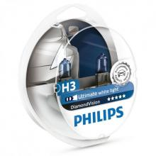 Philips Diamond Vision H3 (Twin Pack)