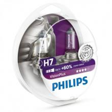 Philips Vision Plus H7 (Twin Pack)