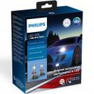 Philips X-tremeUltinon gen2 LED Fog Lights H8/H11/H16 (Twin)