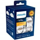 Philips X-tremeUltinon gen2 Amber LED WY21W (Twin)