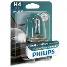 Philips X-treme Vision +130% 9003 (HB2/H4) (Single)