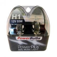 PowerBulbs PowerPlus H1 Upgrade Bulbs (Twin)