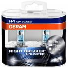 OSRAM NIGHT BREAKER UNLIMITED (WAS PLUS) 9003 (HB2/H4) Headlight Bulbs (Twin Pack)