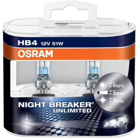 osram night breaker unlimited was plus hb4 9006 headlight bulbs twin pack car bulbs direct. Black Bedroom Furniture Sets. Home Design Ideas