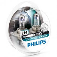 Philips X-treme Vision 9003 (HB2/H4) (Twin Pack)